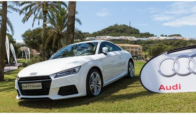 Todo listo para el torneo Audi Movistar+ Tour de golf