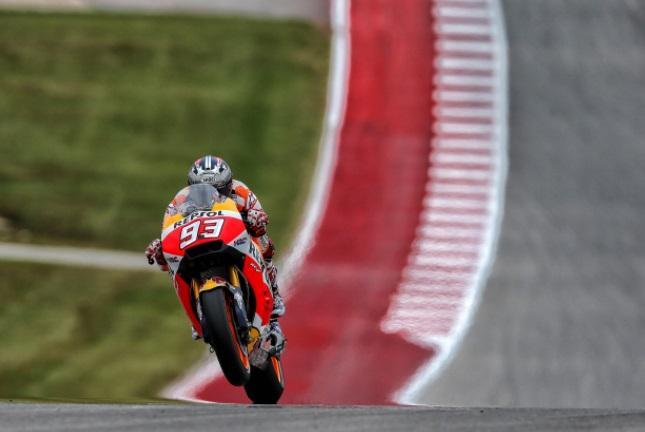 Clasificación MotoGP Austin 2017: Márquez se hace enorme