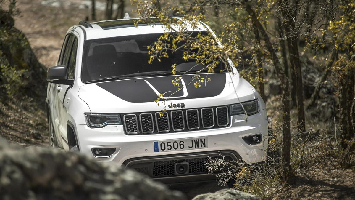 Jeep Grand Cherokee 2017 Trailhawk