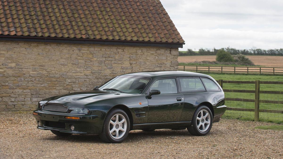Aston Martin V8 Sportsman