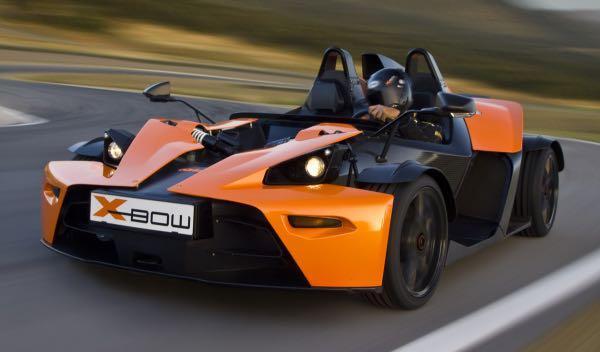 El primer deportivo Dallara, ¡cazado!