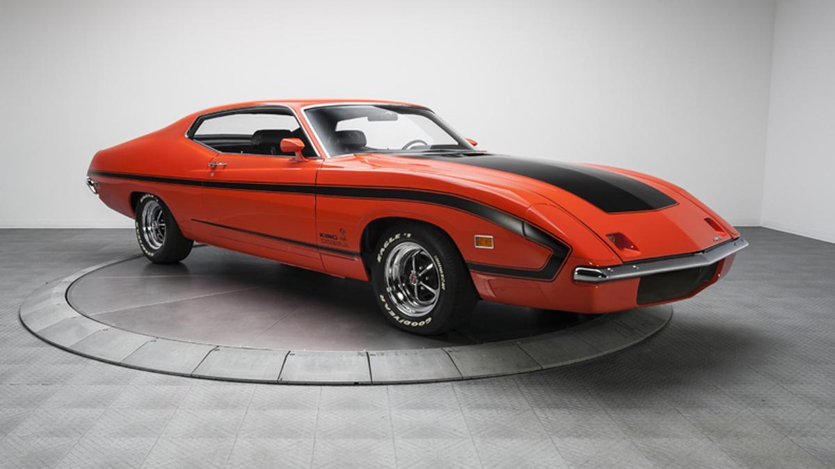 Ford Torino King Cobra