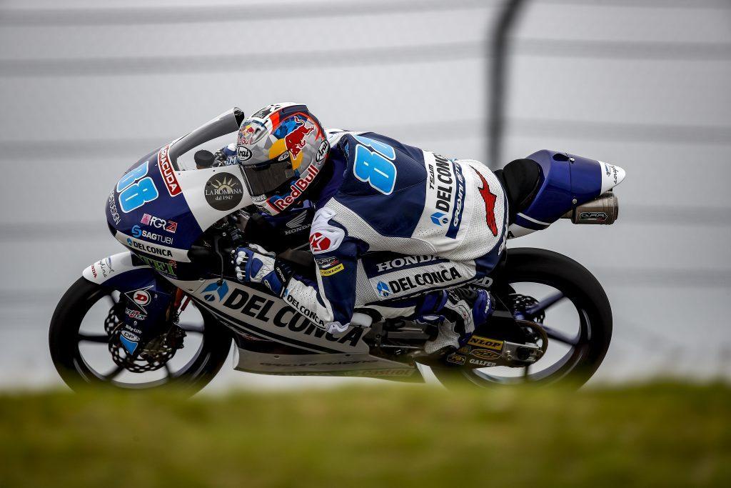 Clasificación Moto3 Jerez 2017: pole y récord para Martín