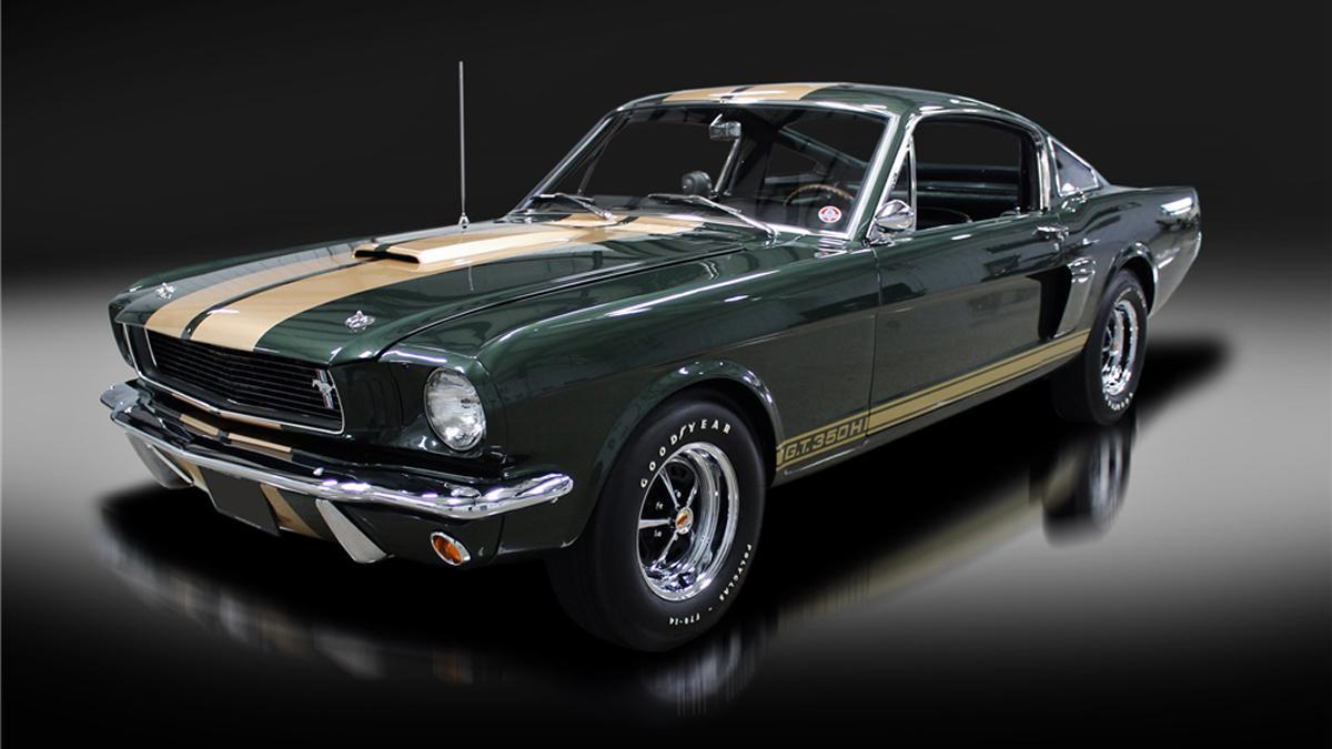 Shelby Mustang GT350-H de 1966