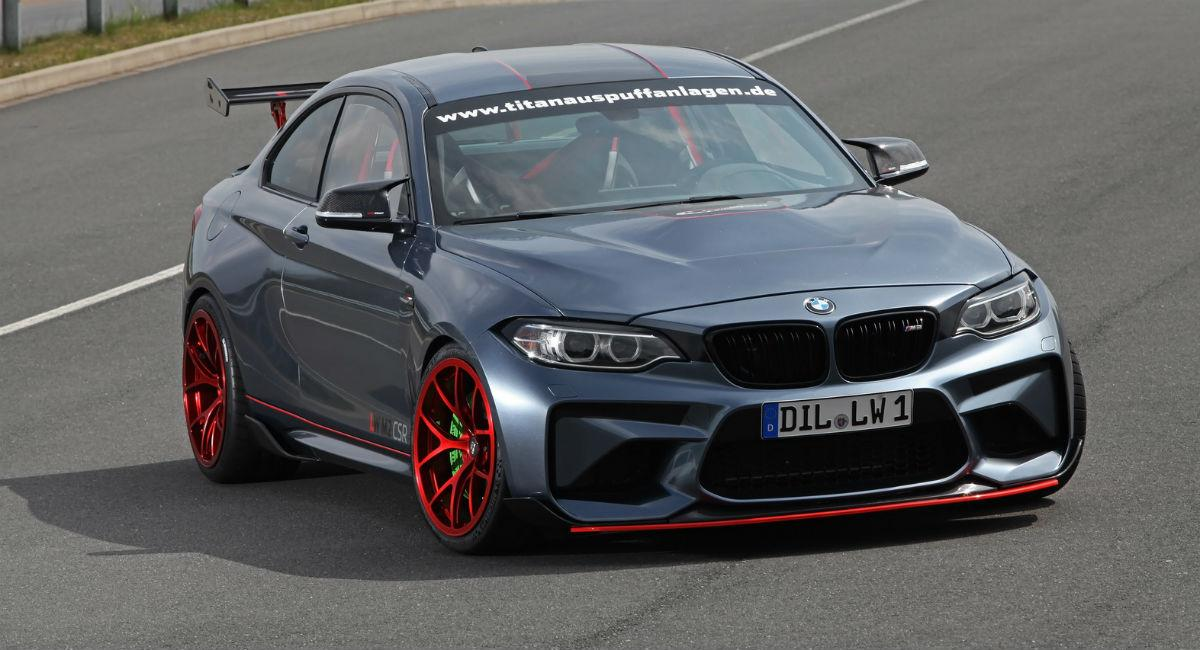 BMW M2 CSR Lightweight Performance 1
