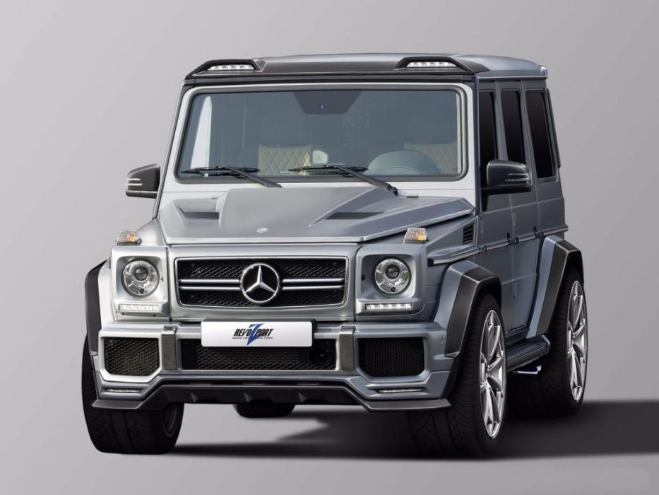 Mercedes Clase G by RevoZport