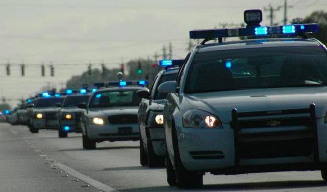 Arrestan a una niña de 8 años por robar un coche