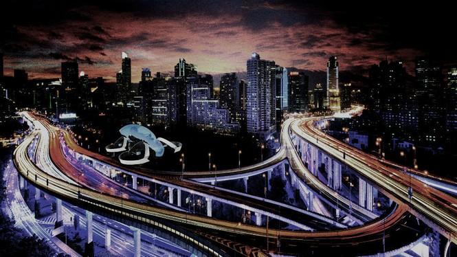 Tokio 2020 promete coches voladores