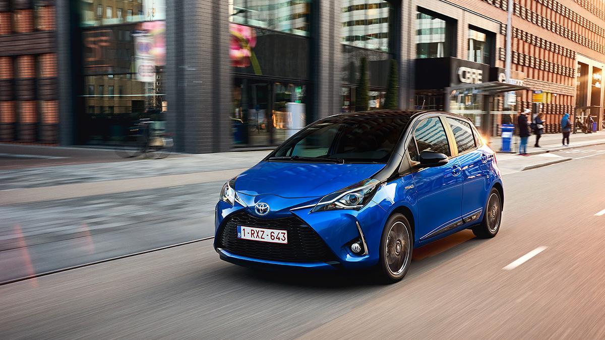 Toyota Yaris 2017, la tercera generación se renueva