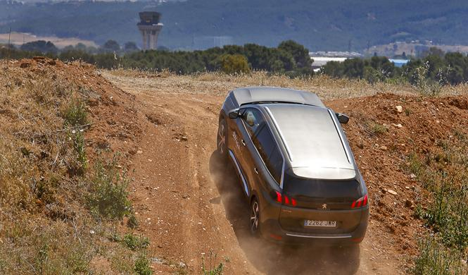 5008 suv trophy offroad