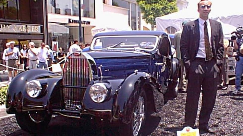 Bugatti T57C Atalante Coupe (1938)