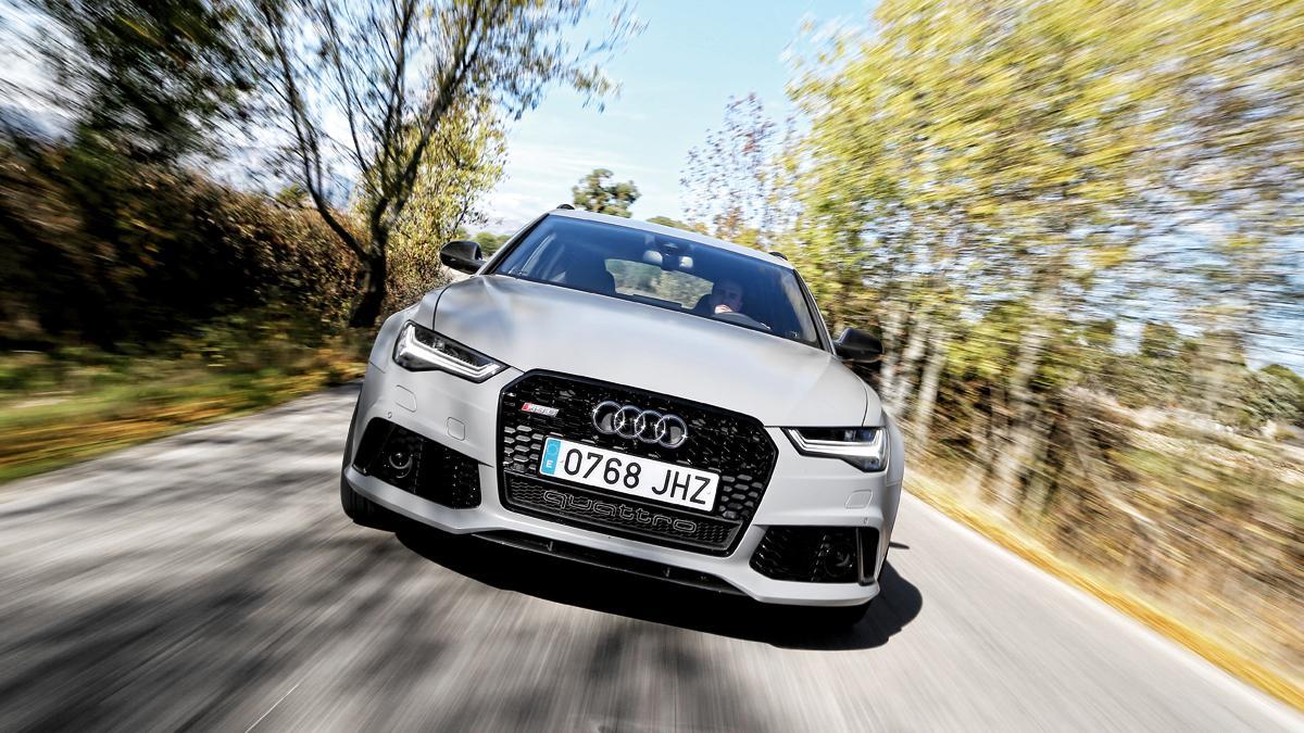 Audi planea lanzar un RS 6 Allroad en 2016