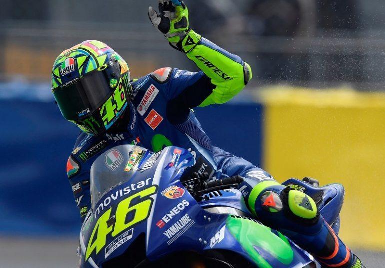 Valentino Rossi, declarado 'apto' para correr en Mugello