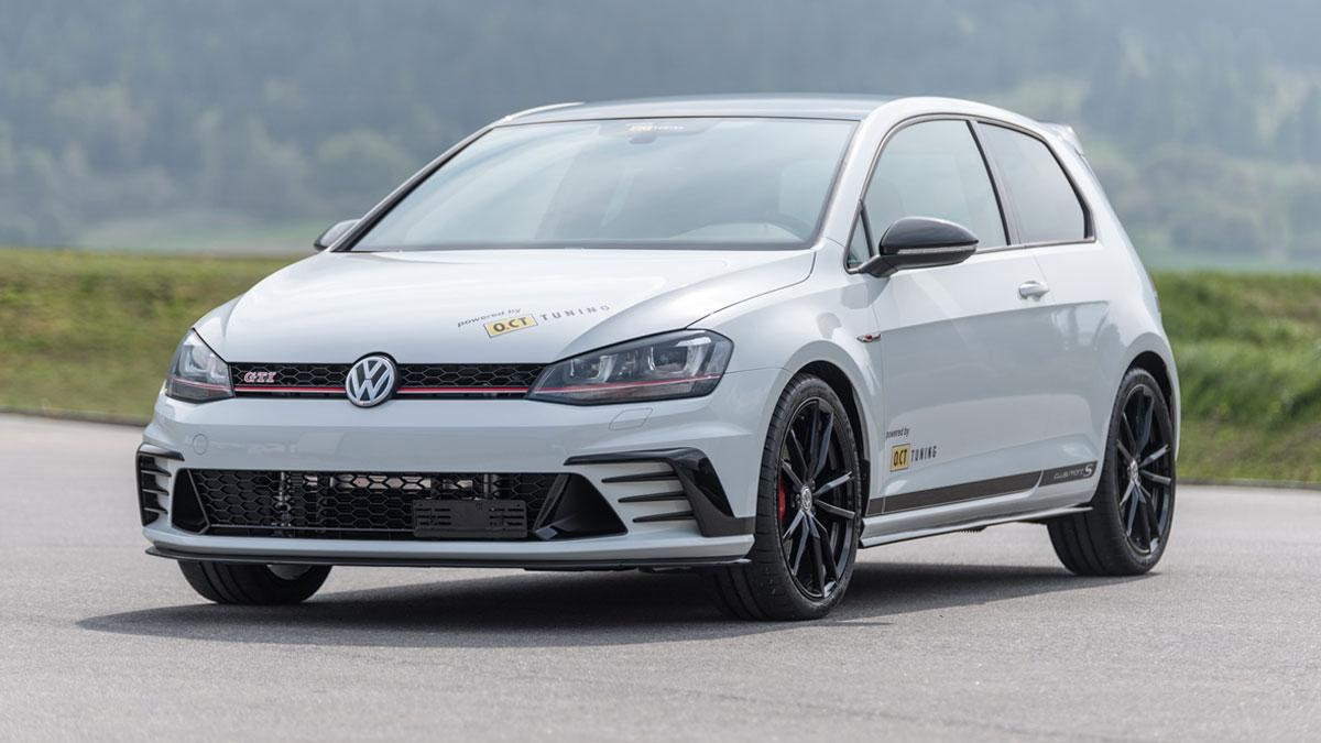 vw golf gti clubsport mejorado por o ct tuning. Black Bedroom Furniture Sets. Home Design Ideas