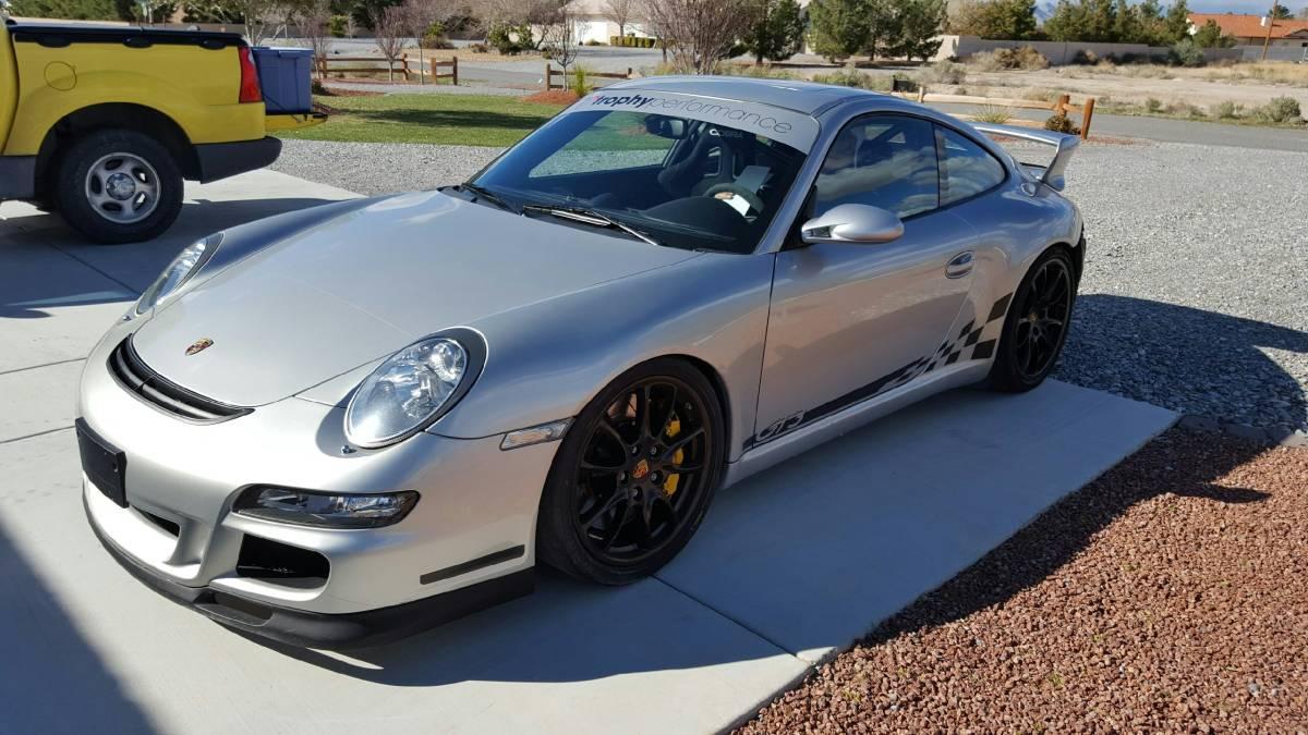 Venta Porsche 911 GT3 V8 LS3