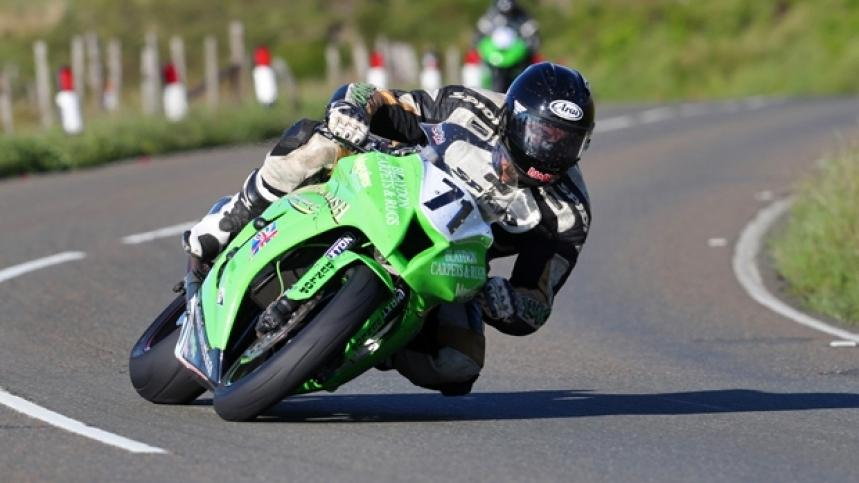 TT 2017: Davey Lambert fallece en la carrera de SBK