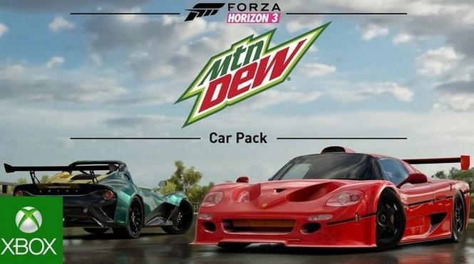 Estos son los siete nuevos modelos del Forza Horizon 3