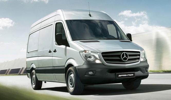 Mercedes presenta las versiones Sprinter Tech
