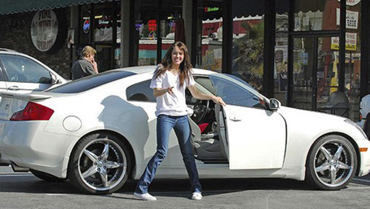 Los coches de Miley Cyrus