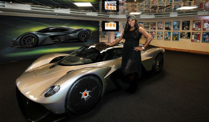 El Aston Martin Valkyrie ya está más cerca