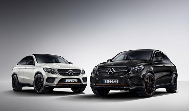 Mercedes GLE Coupé OrangeArt Edition