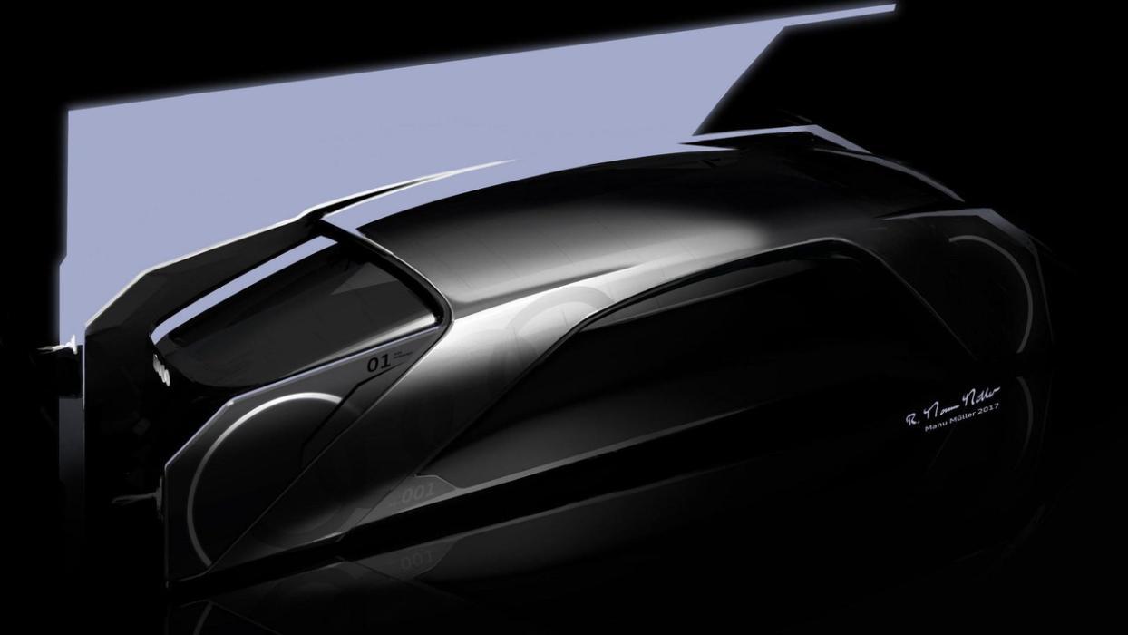Así es como ve Audi el coche del futuro