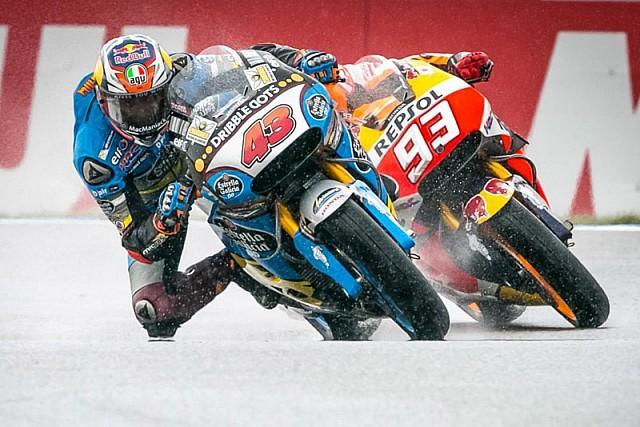 La Fórmula 1 obliga a cambiar el horario de MotoGP en Assen