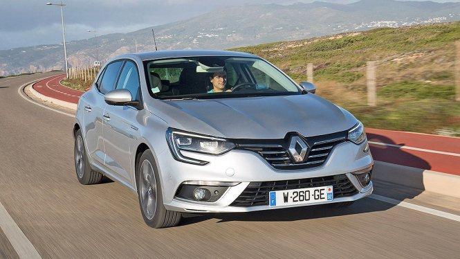 Los 10 coches que más se conducen en España