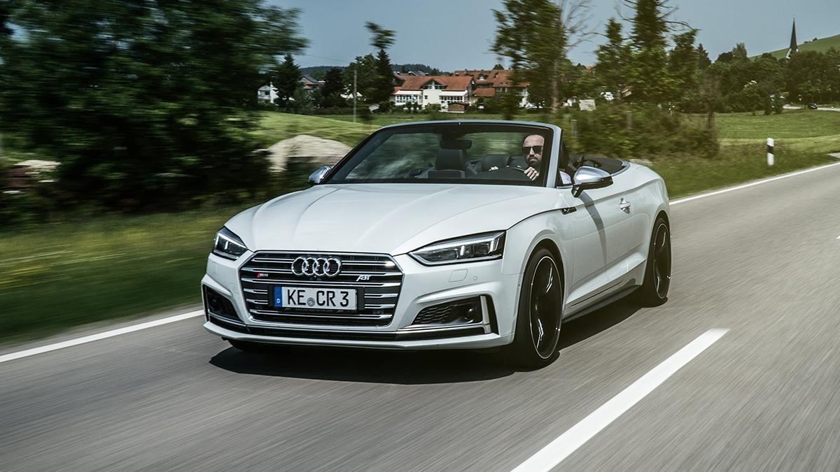 Audi S5 Cabrio by ABT Sportsline
