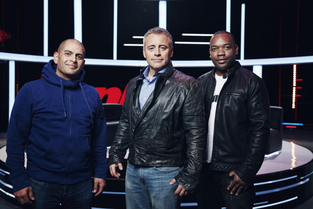Top Gear, en problemas en Noruega por ir a 243 km/h
