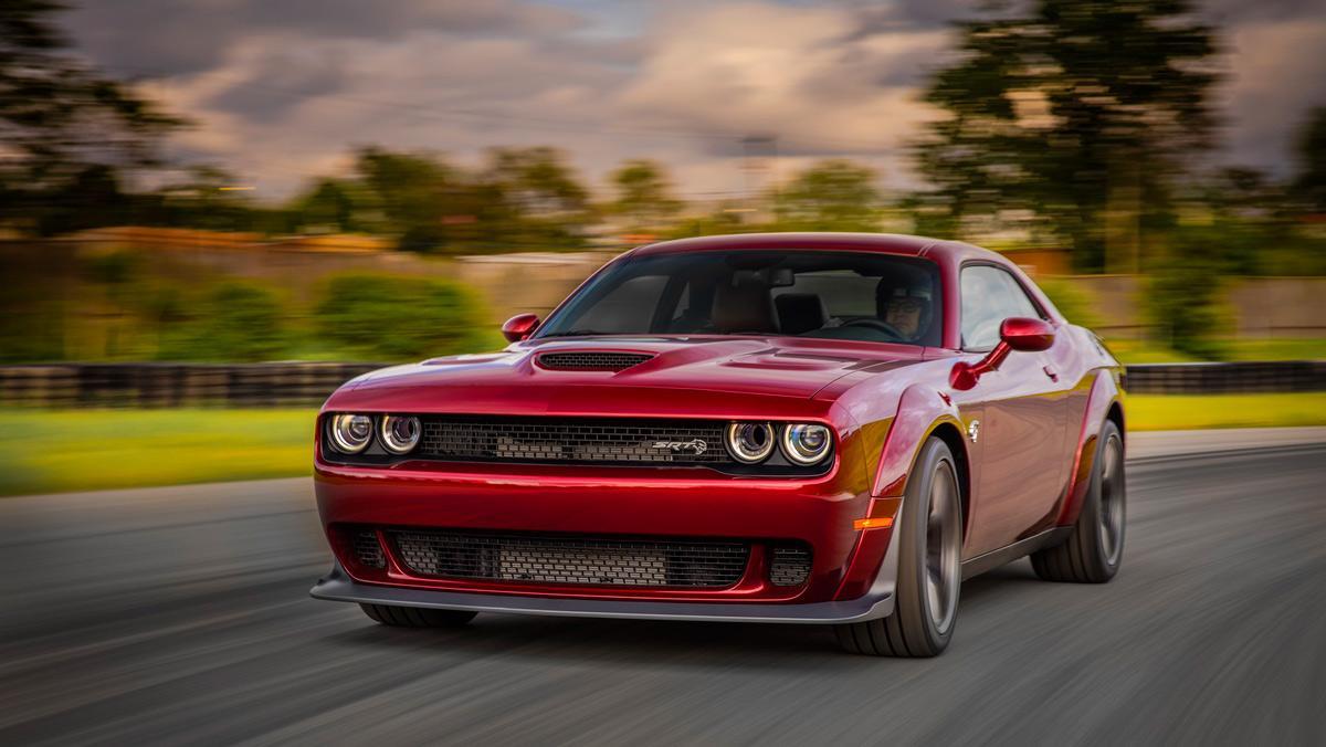 Dodge Challenger Hellcat 2018 (I)
