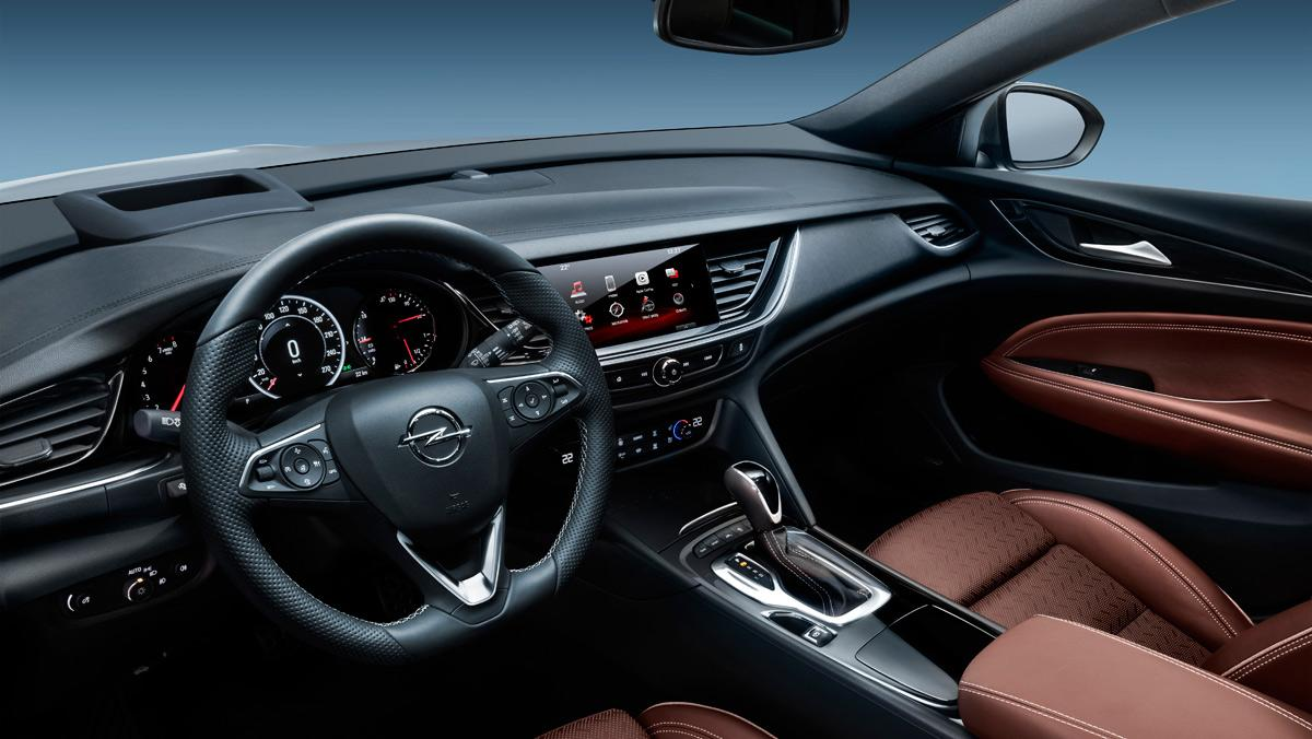 Opel Insignia Sports Tourer (XIII)