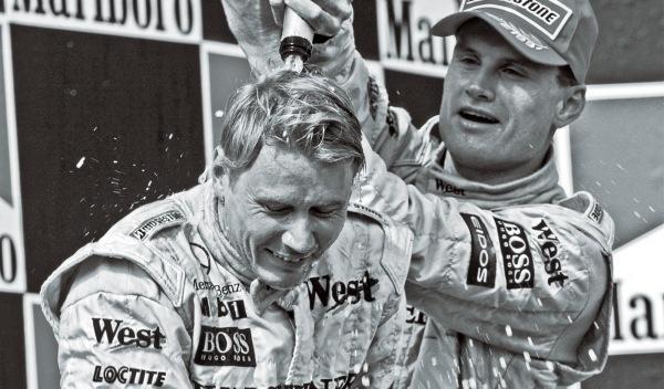 Las 25 escuderías de F1 con más victorias