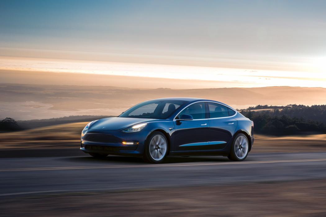 Así es el diseño del nuevo Tesla Model 3