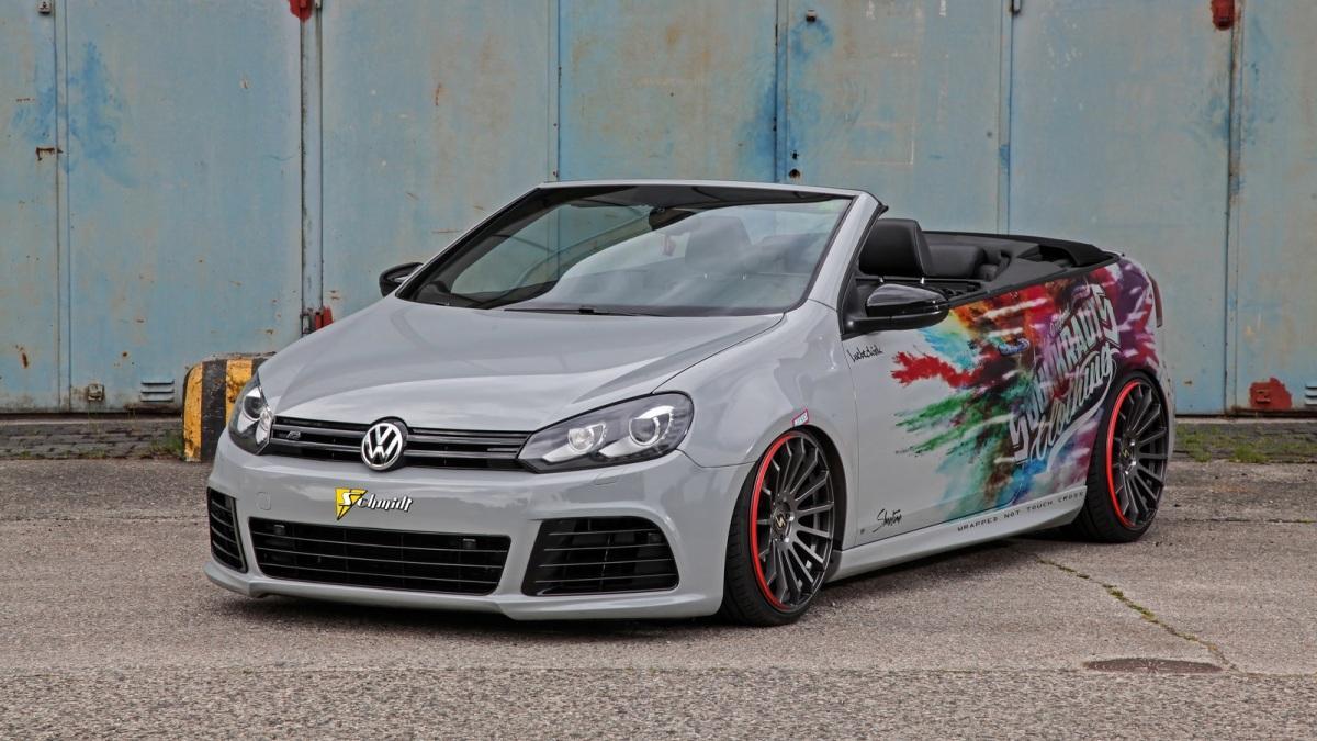 Volkswagen Golf Cabrio by Schmidt