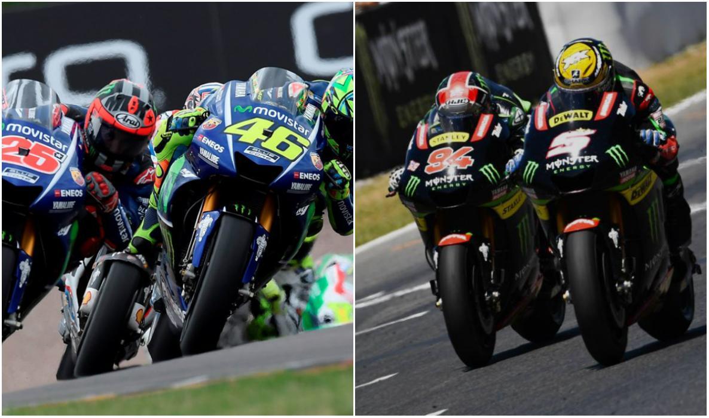 El problema de Yamaha: ¿es mejor la moto 2016 que la 2017?