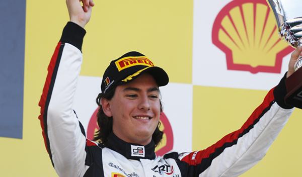 Alfonso Celis, nuevo piloto desarrollo de Force India