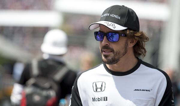 Alonso habla de la polémica del año sabático
