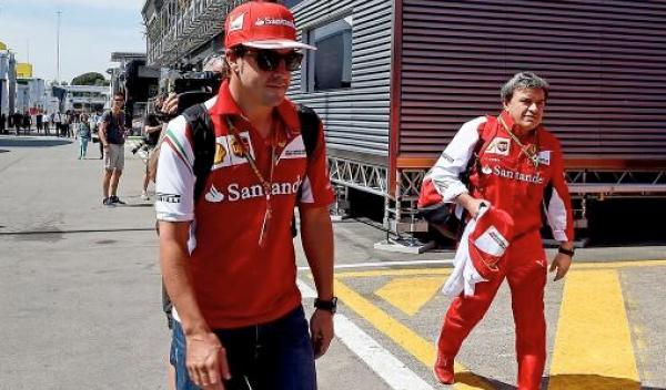 "Alonso, ¿harto de trabajar en Ferrari ""para nada""?"