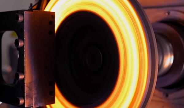 Así se fabrican los frenos de los F1