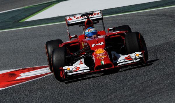 ASí fue el directo de la clasificación del GP España 2014