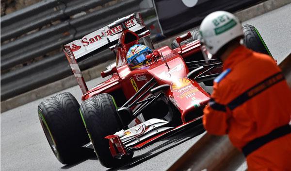 Así fue el directo de la clasificación del GP Mónaco 2014