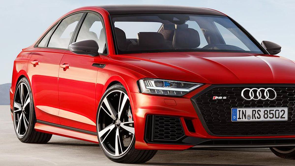 El Audi RS8 de X-Tomi