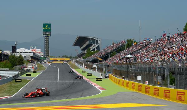 Barcelona reducirá su aportación al Circuito de Cataluña