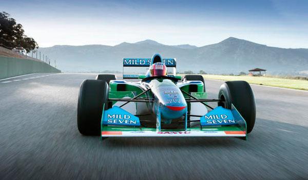 Benetton B194 - Michael Schumacher - 1994