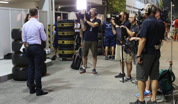 Canal 4 releva a la BBC en la emisión de F1 en Reino Unido