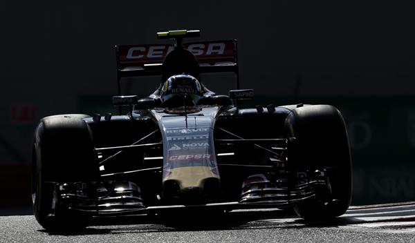 Carlos Sainz bate a Verstappen por la Q3 en Abu Dhabi