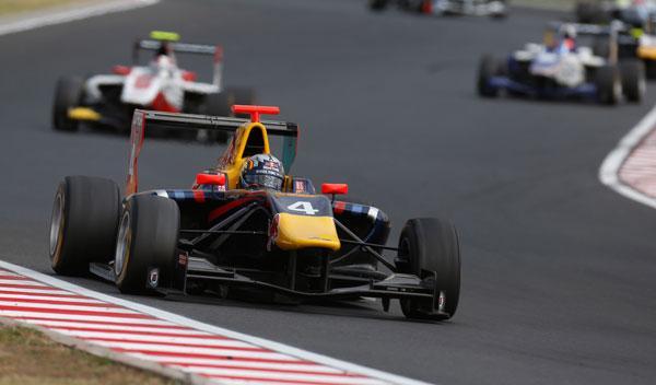 Carlos Sainz Jr GP3 2013