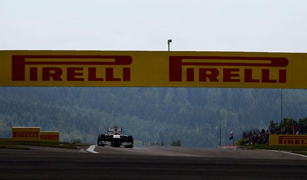 Circuito Nurburgring F1