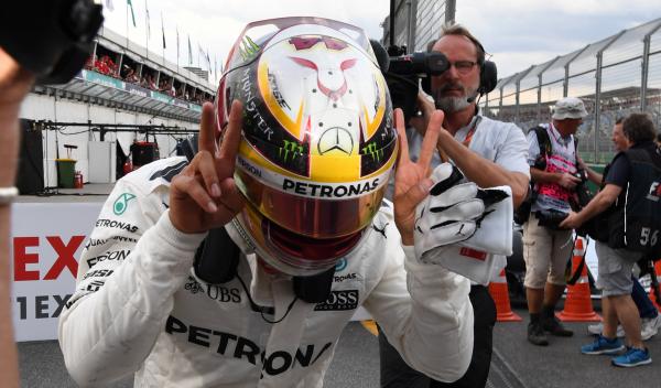Clasificación GP Australia: Hamilton manda, Vettel aprieta